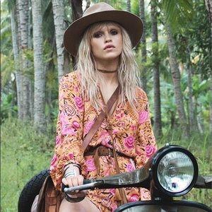 🌸SPELL DESIGNS🌸 Babushka Blouse Amber XS
